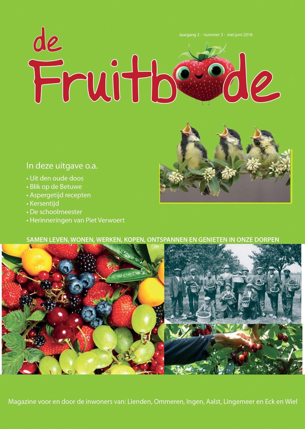 Fruitbode mei 2018