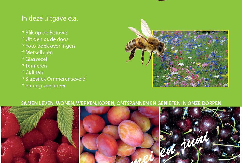 Fruitbode mei – juni 2019