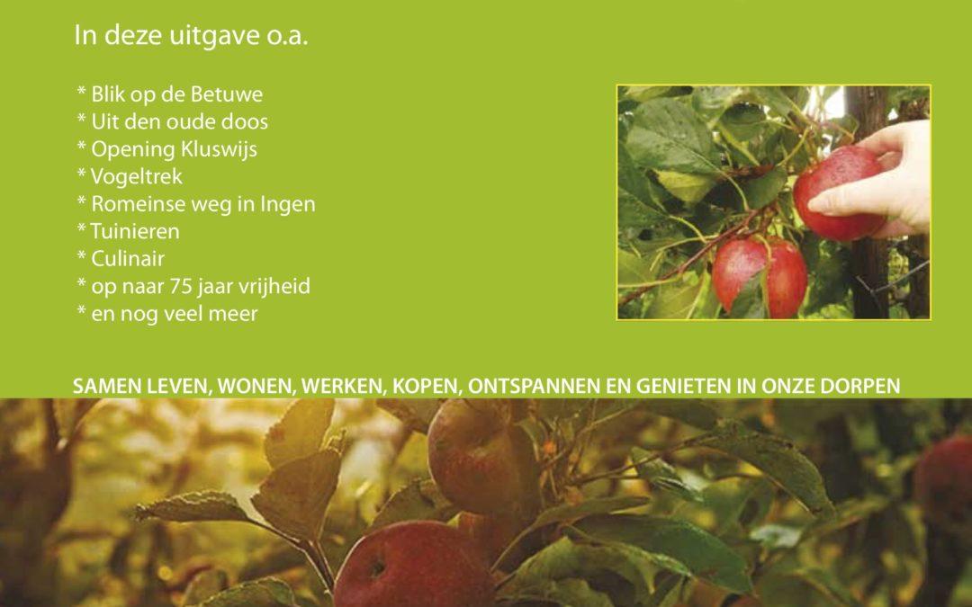 Fruitbode september – oktober 2019