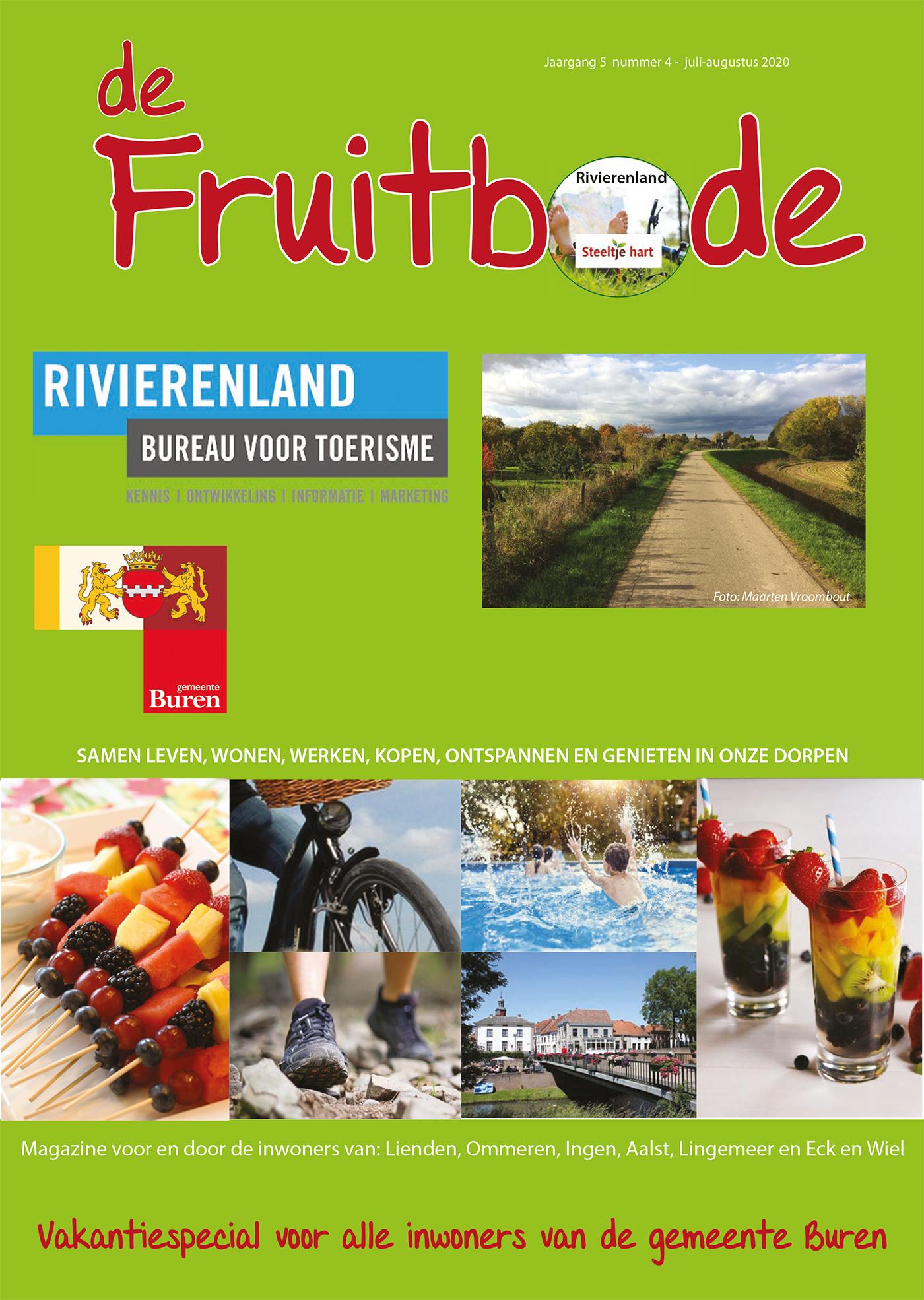 Fruitbode – bevrijdingsspecial juli – augustus  2020