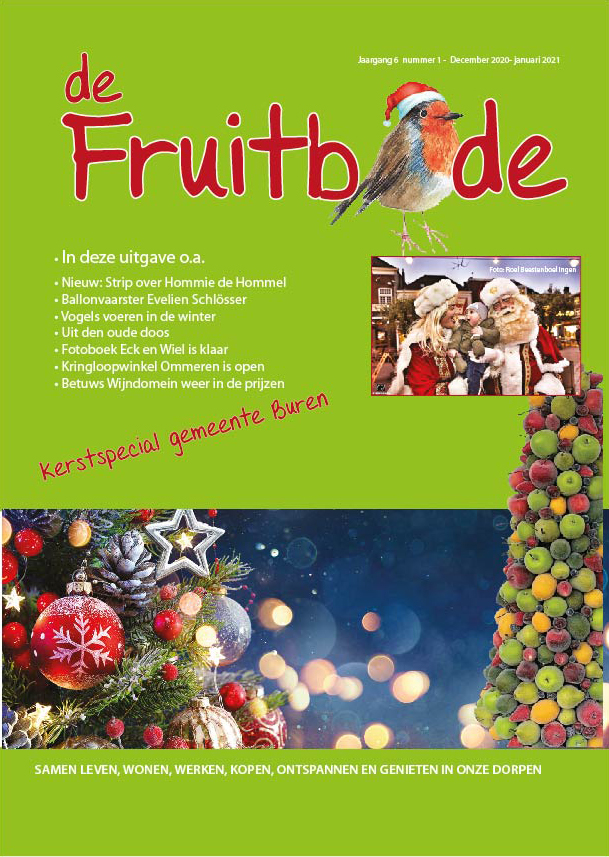 Fruitbode september – december 2020 – januari 2021