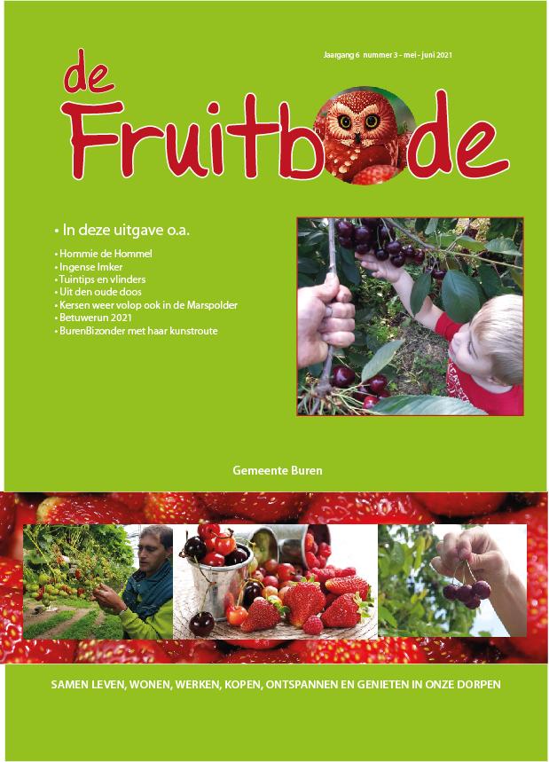 Fruitbode mei – juni 2021